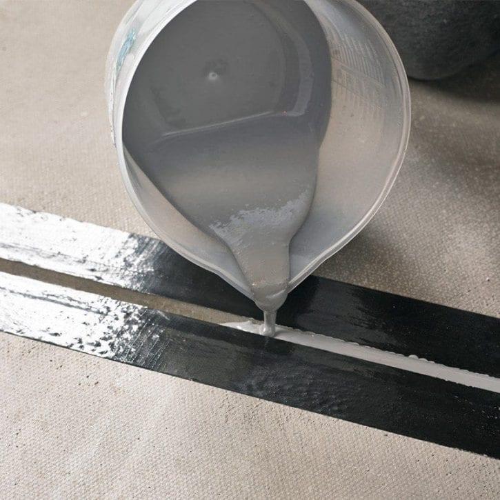 Expansion joint filler, sealer