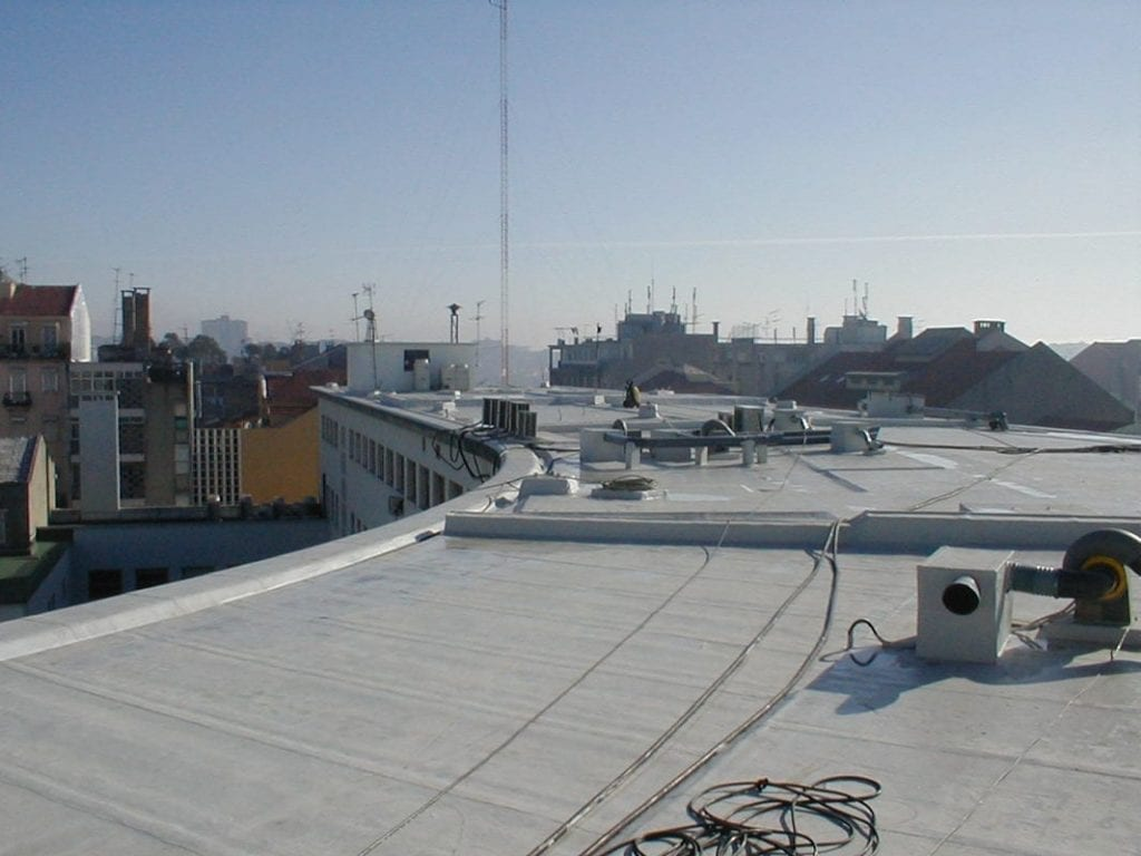 roof membranes