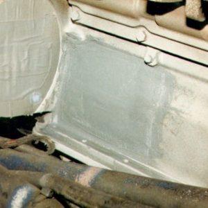 Epoxy metal repair paste