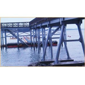 JETTY AND PIER COATING