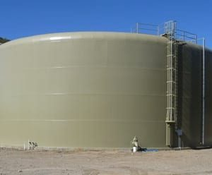 STORAGE TANK COATINGS