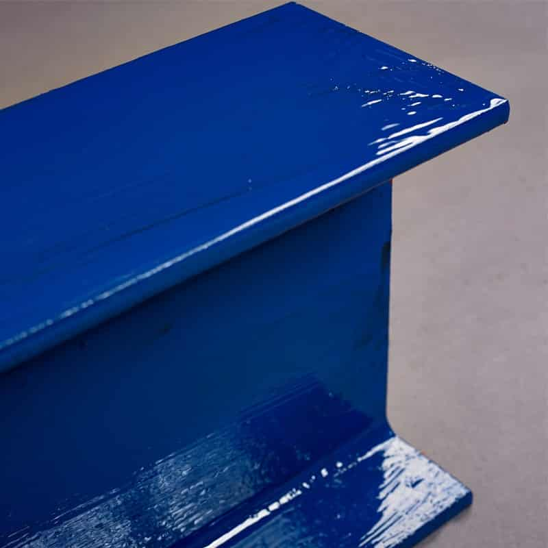 COATED STRUCTURAL STEEL BEAM