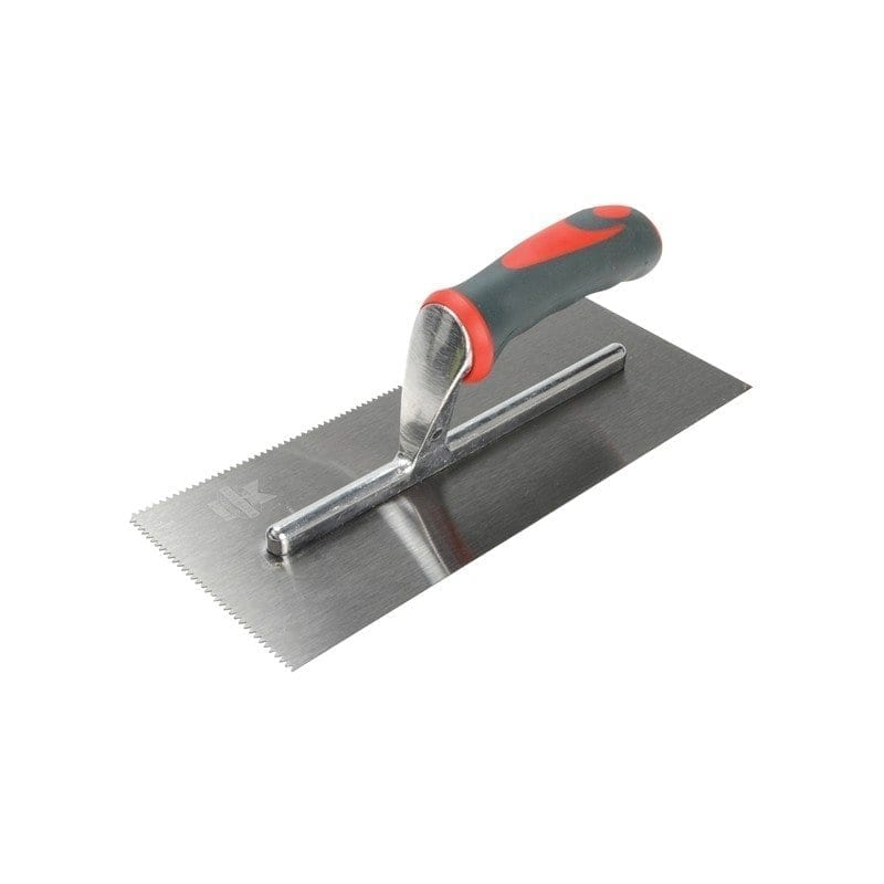 Superior notched trowel 11""