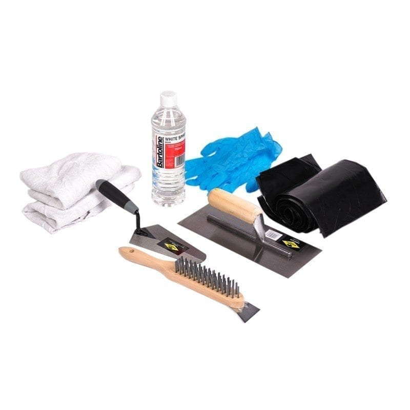 application kit for repair products