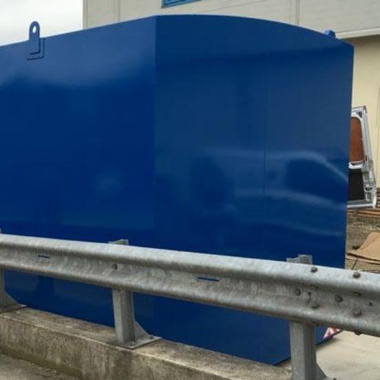 M-CORR 100 – High Build Corrosion Resistant Epoxy Coating